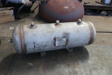 小型储气罐